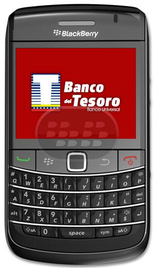 El Banco del Tesoro, C.A., Banco Universal es una entidad financiera creada por disposición Presidencial, el 17 de agosto de 2.005, cuyo único accionista es la República Bolivariana de Venezuela a través del Ministerio del Poder Popular para Planificación y Finanzas. Compatibilidad BlackBerry OS 4.6 o Superior BlackBerry 82xx, 85xx, 89xx, 9000, 91xx, 93xx, 95xx, 96xx, 97xx, 9800, 99xx Descarga APPWORLD Fuente:blackberrygratuito
