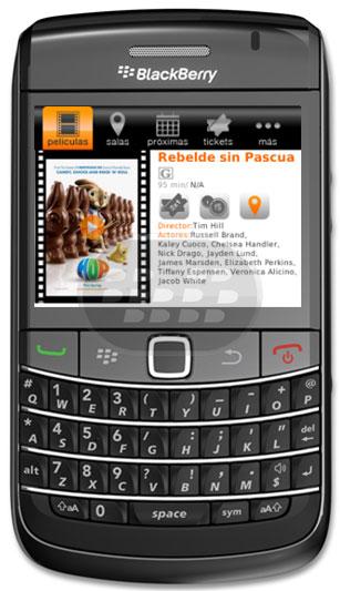 Orange Cinema para la República Dominicana es una aplicación móvil que permite el acceso a la información sobre los estrenos más recientes y futuros, incluyendo sinopsis, trailers de vídeo, e incluso obtener el 2-por-una oferta de entradas para los jueves Orange. También los clientes pueden encontrar en un mapa más cercano Cine del Caribe, donde está la película estrenada. Compatibilidad BlackBerry OS 5.0 o Superior BlackBerry 8330, 8520, 8900, 9000, 9100, 9300, 9500, 9530, 9700, 9780, 9800 Descarga APPWORLD Fuente:blackberrygratuito