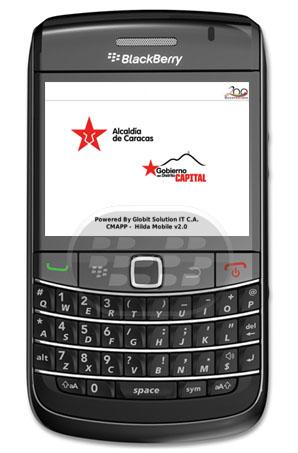 Aplicaciones móviles de la Alcaldía de Caracas – Venezuela. Aquí encontrará todo lo relacionado con su: • Gestión.• Poder Popular.• Operacional.• Cultura.• Deportes. Web: www.caracas.gob.ve Compatibilidad BlackBerry OS 4.7 o Superior BlackBerry 85xx, 89xx, 9000, 93xx, 95xx, 96xx, 97xx, 9800, 99xx Descarga APPWORLD Fuente:Blackberry Gratuito