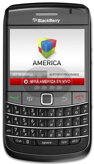 AmericaTV es una aplicación de streaming de vídeo exclusivo del canal América TV.Importante: Esta aplicación sólo está disponible en español. Compatibilidad BlackBerry OS 5.0 o Superior BlackBerry 8310, 8320. 8350i, 8520, 8530, 8900, 9000, 9300, 9520, 9550, 9700, 9780, 9800 Descarga APPWORLD Fuente:blackberrygratuito