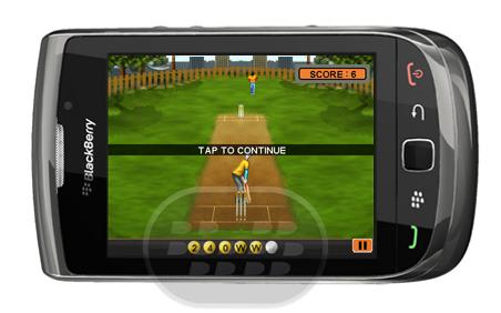 Fido Dido Cricket: Master Blaster trae la experiencia de jugar beisbol como si fuese en el patio trasero de su hogar. Jugar un partido contra rivales de su arco, o elegir el modo de desafío para la diversión rápida y casual. Después de altas puntuaciones y retar a tus amigos para ganarles. Compatibilidad BlackBerry OS 6.0 o Superior BlackBerry 9300, 9330, 9650, 9700, 9780, 9800 Descarga APPWORLD Fuente:blackberrygratuito