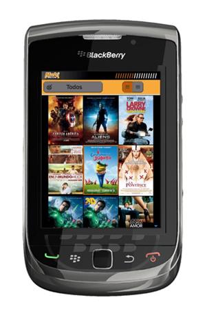 MobiMovie le permitirá: Buscar la lista actualizada de las películas y sus horarios en los cines en Medellín, Colombia. Iniciar una llamada telefónica a un teatro elegido para reservar un lugar o comprar un billete. Tasa de películas y publicar los índices en el facebook. Conocer la valoración media de una película y cómo muchas personas lo han clasificado. En Facebook, ver las tasas de sus amigos Compatibilidad BlackBerry OS 5.0 o Superior BlackBerry 85xx, 89xx, 9000, 91xx, 93xx, 95xx, 96xx, 97xx, 9800, 99xx Descarga APPWORLD Fuente:blackberrygratuito
