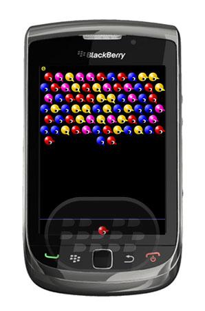 Este es un juego de explotar burbujas emocionante. Tu objetivo es disparar a todos los pájaros burbujas antes de que se desborde la línea de fondo. Toque la pantalla (o usar la rueda de desplazamiento) para apuntar y disparar a los pájaros de efervescencia en este juego. Extremadamente adictivo y gratis! Compatibilidad BlackBerry OS 5.0 o Superior BlackBerry 89xx, 9000, 93xx, 95xx, 96xx, 97xx, 9800, 99xx Descarga APPWORLD Fuente:blackberrygratuito