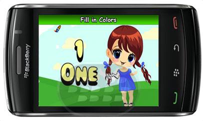"""Kiddo Magic Numbers es una aplicación que va a mantener a sus hijos comprometidos y entretenido durante horas. La aplicación viene con numerosos dibujos que pueden ser coloreados con un """"pincel mágico"""". Los niños pueden utilizar el trackpad / trackball para navegar por el """"pincel mágico"""" y el cepillo podría llenar los colores apropiados. Si el niño presiona la teclas al azar en el teléfono, el pincel mágico al azar sería colorear el lienzo. Niño-Lock Enabled: Este juego viene con una característica del niño en el juego de bloqueo. Bloqueo para niños evita cualquier pérdida de datos o las llamadas"""