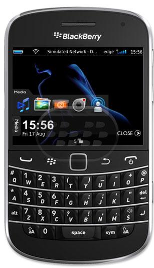 En este tema OS7, los iconos dentro de la carpeta se oculta, por favor, elimine las carpetas para mostrarlos. Comando adicional:Mostrar / Ocultar pantalla de inicio Banner superior: Alt + E / SPara cambiar el color del reloj Big pantalla de inicio: Alt + w / e / r / s / dReinicie el dispositivo después de instalar este tema Compatibilidad BlackBerry 9900/9930 Descarga APPWORLD Kryptonite-Evo Spring Este tema de estilo viene con la apariencia de OS 7 en el interior del panel (como en la opción – Configuración – y los demás), pero con algunas modificaciones para mejorar el
