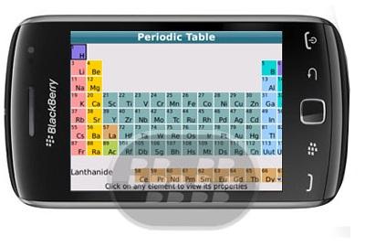 Periodic table aplicacin tabla periodica para blackberry gratuito periodic table es una aplicacin interactiva y amigable que permite a los usuarios una referencia rpida de los datos bsicos de todos los elementos urtaz Choice Image