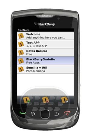 freeNote es una aplicación que le ayuda a mantener todas las cosas en mente!, no olvide lo que esta pensando. Guardar una breve nota, la puede utilizar para hacer su lista de compras, actividades pendientes por realizar o cualquier cosa. Compatibilidad BlackBerry OS 6.0 o Superior BlackBerry 91xx, 92xx, 93xx, 96xx, 97xx, 98xx, 99xx Descarga APPWORLD Fuente:blackberrygratuito
