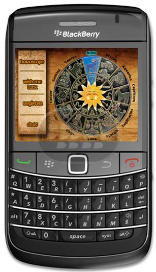 Con esta aplicación usted obtendrá los horóscopos diarios, mensuales y anuales. También puede enviar una vista previa de las predicciones a través de los contaxtos de su BBM. Compatibilidad BlackBerry OS 6.0 o Superior BlackBerry 9220, 9300, 9320, 9330, 9350, 9360, 9370, 9380, 9650, 9700, 9780, 9788, 9790, 9800, 9900, 9930, 9981 Descarga APPWORLD Fuente:blackberrygratuito