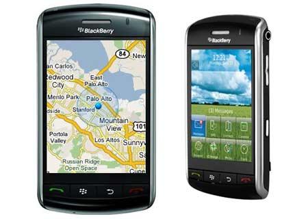 como localizar un celular bb por gps