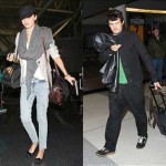 Miranda Kerr & Orlando Bloom BlackBery Couple