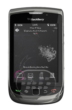 Doodle Blackboard: es un tema gris estilo pizarra disponible para casi todos los dispositivos incluyendo los que cuentan con el sistema operativo 7.0 Características:1. Mano dibujar fuentes de estilo;2. El icono de enfoque, fácil de reconocer, amable que se utilizarán;3. La idea única, inspirada en la pizarra y tiza pintura;4. El líder en diseño y construcción de experiencia en este tema. Compatibilidad BlackBerry OS 4.5 o Superior BlackBerry 81xx, 82xx, 83xx, 85xx, 89xx, 9000, 91xx, 9220, 93xx, 95xx, 96xx, 97xx, 98xx, 99xx Descarga APPWORLD Fuente:blackberrygratuito