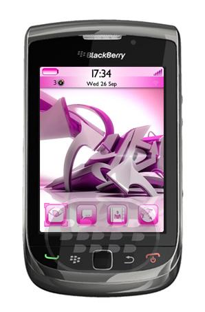 Graffiti Pink Impression : es un tema graffiti con el medio ambiente rosa. Todos y cada elemento es personalizado. NOTA: Si observa que el tema no realiza los cambios completos, reinicie el teléfono inteligente BlackBerry después de su descarga. Compatibiidad BlackBerry OS 4.6 – 6.0 BlackBerry 8350i, 8520, 8530, 8900, 8910, 8980, 9000, 9300, 9330, 9650, 9700, 9780, 9788, 9800 Descarga APPWORLD Fuente:blackberrygratuito