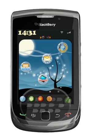 i7 blackberry theme