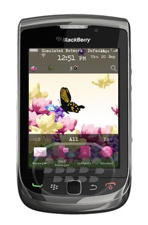 Spring Time Butterfly: es un tema de primavera, con iconos rosados que le dan un especto femenino y agradable.. Características: * Fondo de pantalla de mariposa* Iconos rosados* Compatible también con dispositivos BlackBerry OS 7.0 y 7.1 Compatibilidad BlackBerry OS 5.0 o Superior BlackBery 85xx, 91xx, 9220, 93xx, 9650, 9670, 97xx, 98xx, 99xx. Descarga APPWORLD Fuente:blackberrygratuito