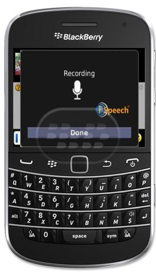 """¿Cansado de escribir los mensajes mientras chatea en BBM? Voice Chat for BBM: es una aplicación que ofrece la característica de voz a texto en él. Lo que alguna vez u decir, se escribe automáticamente. Por lo tanto, no hay necesidad de escribir la palabra, sólo di la palabra que lo escriba por ti … Es uno solicitud única """"Powered by iSpeech"""" que minimiza su esfuerzo y todavía le permite interactuar con sus seres queridos. Ahora sólo tiene que hacer cualquier otro trabajo mientras chateas con tus amigos a través de BBM. por lo tanto, obtener la solicitud única en"""