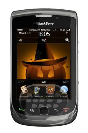 Free Halloween Theme: Es un tema fresco y divertido con fondos de pantalla de alta calidad y los iconos relacionado con halloween. Este tema incluye un conjunto único de los iconos de diseño profesional que no están disponibles en ningún otro tema. Características:♦ Un conjunto completo de iconos altamente detallados de diseño profesional en todas las pantallas. Cada icono se ha mejorado en el icono estándar de BlackBerry ® compuesto por: 1) Todos los iconos de aplicaciones 2) Colores de menú, destacados, iconos y botones de alerta 3) Perfil iconos♦ fondo de pantalla personalizado♦ Amistodo con wallpapera♦ Gran funcionalidad y
