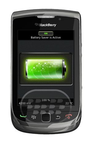 Battery Booster. es una aplicación que aumenta la duración de la batería y de la vida máxima de la batería Battery Booster es una batería todo en uno, administración de energía para su smartphone BlackBerry. Proporciona la información de la batería más precisa, realiza un seguimiento de los cambios de batería últimos procesos, monitores de batería de drenaje, y le ayuda a hacer frente a situaciones diversas baterías hacen perder a gustó Compatibilidad BlackBerry OS 5.0 o Superior BlackBerry 85xx, 89xx, 9000, 91xx, 9220, 93xx, 95xx, 96xx, 97xx, 98xx, 99xx Descarga APPWORLD Fuente:blackberrygratuito