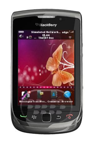 Muestra tu personalidad con estilo con este tema de mariposa.Este tema diseñado con gráficos de alta calidad con las mariposas. – Todas las pantallas son personalizados.–Rápido y elegante.– Tema adecuada fuente (100% fuente perfecta para los dispositivos OS7) Compatibilidad BlackBerry OS 5.0 o Superior BlackBerry 85xx, 89xx, 9000, 9220, 93xx, 95xx, 96xx, 97xx, 98xx, 99xx Descarga APPWORLD