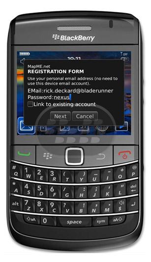 Espia celular blackberry