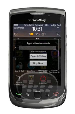 Esta aplicación le permite buscar y reproducir cualquier video muy rápidamente en Youtube. Después de la búsqueda de vídeo, esta aplicación automáticamente busca los videos de youtube y el vídeo se reproducirá muy rápidamente con fácilidad. Con esta utilidad, se ahorrará segundos valiosos, si lo que quiere es rápidez, así que no hay necesidad de instalar o abrir youtube manualmente. Compatibilidad BlackBerry OS 4.5 o Superior BlackBerry 85xx, 89xx, 9000, 91xx, 93xx, 95xx, 96xx, 97xx, 98xx, 99xx Descarga APPWORLD Fuente:blackberrygratuito