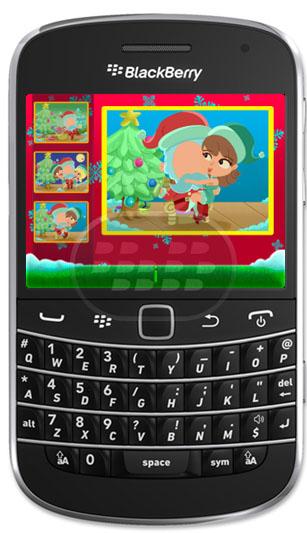 Yo Soy Santa: es una aplicación donde usted puede poner su foto en la cara de Santa Claus tal y como aparece en las captura de pantalla. Habrá fotos divertidas que puedes compartir con tus amigos o familia. ¡Parece que todo lo que Santa quiere en esta Navidad es compartir! Compatibilidad BlackBerry OS 5.0 o Superior BlackBerry 85xx, 89xx, 9220, 93xx, 97xx, 98xx, 99xx Descarga APPWORLD Fuente:blackberrygratuito