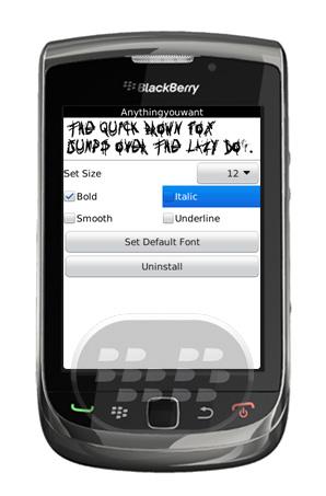 """Awesome Fonts: es una utilidad que le permite utilizar estas fuentes en otra aplicación, como SMS, menús u otras aplicaciones de texto o si desea cambiar el tipo de letra del menú y el sistema deDebe usar un lanzador personalizado. También puede obtener una vista previa de las fuentes solamente. No se pueden ajustar desde el menú de aplicaciones. Usted debe buscar desde una aplicación externa. Seleccione la fuente de su preferencia en """"Browse Font"""", especifique el tamaño de la fuente y algunas propiedades como negrita, cursiva, subrayado, luego click en """"Install"""", automáticamente aparecera un boton """"Set Default Font"""" que"""