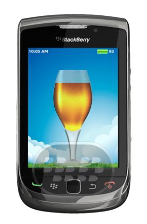 ¿aburrido de pantalla monótona de carga de la batería como protector de pantalla? Beer Battery Widget: es una aplicación del tipo salvapantallas. Lo unico que tiene que hacer es instalar la aplicación luego cada vez que usted cargue su dispositivo, aparecerá una una animación de una copa con cerveza, también existen otros temas disponibles. Compatibilidad BlackBerry OS 5.0 o Superior BlackBerry 85xx, 89xx, 9000, 91xx, 9220, 93xx, 95xx, 96xx, 97xx, 98xx, 99xx Descarga APPWORLD Fuente:blackberrygratuito