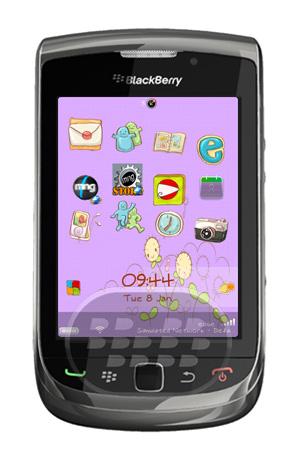 Sunny Day: es un tema bonito de caricaturas, con iconos estilo doodle. Características: – Amistoso con wallpapers.– Soporta sistema operativo 5.0, 6.0, y 7.0 Nota:-Es recomendado reiniciar una vez que su tema se ha activado o instalado.-Las pantallas de llamada son los predeterminados para OS 7.0/7.1. Compatibilidad BlackBerry OS 5.0 – 7.1 BlackBerry 85xx, 89xx, 91xx, 9220, 93xx, 96xx, 97xx, 98xx, 99xx Descarga APPWORLD Fuente:blackberrygrauito