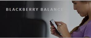 blackberrybalance