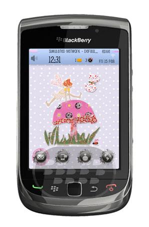 B'ful Fairy: es un tema gratuito de mariposas bonito que le dará un toque especial a su dispositivo. Características: Soporta todos los OS 5,6,7.0 y 7.1Estilo limpio y amistoco con wallpapersHD (alta definición) Apoyo landscape para dispositivos Torch Compatibilidad BlackBerry OS 5.0 o Superior BlackBerry 85xx, 89xx, 9000, 91xx, 9220, 93xx, 95xx, 96xx, 97xx, 98xx, 99xx Descarga BlackBerry World Fuente:blackberrygratuito