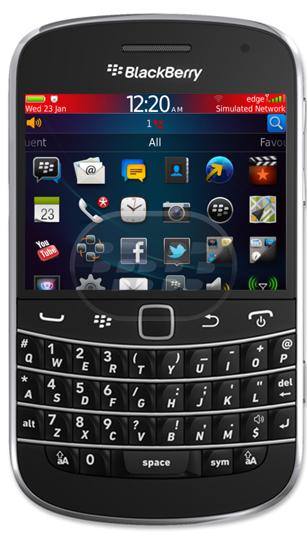 """MINI Banner LIVE 10: este es un tema con iconos de BlackBerry 10, contiene un banner superior para activar: ALT + ALT 1-4 para animación de desplazamiento + # y @ para ocultar y mostrar el mensaje de nuevo """"brillo"""" ALT + I y O para alternar entre metros verdes y grises. Descarga BlackBerry OS 7.0 BlackBerry 9900, 9930, 9981 Descarga BlackBerry World Fuente:blackberrygratuito"""