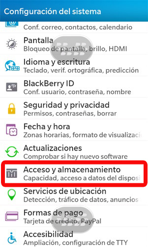 configuracion_sistema_acceso_almacenamiento_bb10