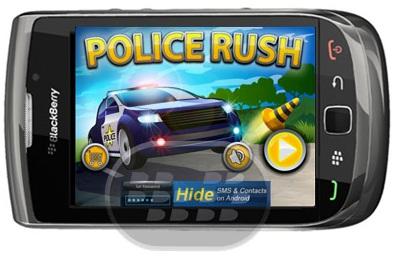 El jugador conduce el coche por carretera multibanda. El coche tiene que evitar otros vehículos. El jugador puede utilizar las habilidades y recoger los bonos que le ayudan a llegar a la meta. El objetivo del juego es conducir el mayor tiempo posible y no fallar. puede lanzar un cohete desde el coche. Rocket va a destruir un vehículo en la parte delantera del coche. También el coche puede llegar a ser invulnerable durante un cierto período de tiempo. Compatibilidad BlackBerry OS 4.6 o Superior BlackBerry 85xx, 89xx, 9000, 9220, 93xx, 95xx, 96xx, 97xx, 98xx, 99xx Descarga BlackBerry World Fuente:blackberrygratuito