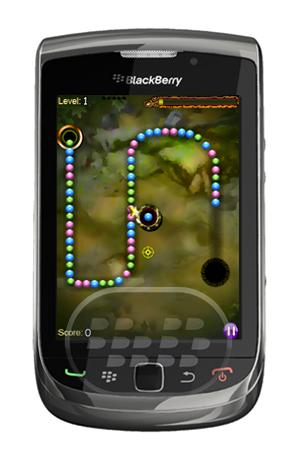 Este es un juego rompecabezas estratégico entre loas más populares del mundo móvil está aquí para entretener, resolver el misterio del rompecabezas de la arcada Zulu Zulu. Solo prepárese para cazar su mente y ser el amo del talento, la experiencia de un tipo totalmente diferente de puzzle en el que se muestra cómo las habilidades tanto que tienes que golpear todas las bolas en un tiempo muy corto con las grandes potencias y llegar hacia el destino y tiene la corona de la Zulu Zulu rompecabezas. Compatibilidad BlackBerry OS5.0 o Superior BlackBerry 85xx, 89xx, 9000, 91xx, 9220, 93xx, 95xx,