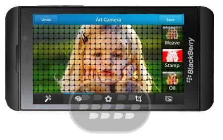 BlackBerry 10 tiene incorportado un excelente editor de fotos, pero si necesita filtros adicionales le recomendamos instalar esta aplicación que le permite aplicar efectos a sus imágenes, ahora en esta actualización el tamaño de la imágen misma foto original hasta 3264 X 1836 píxeles (se puede hacer la imágen de alta definición de su pantalla) Filtros increíbles! Copie las imágenes que genera utilizando los filtros en el ordenador y verlos en la pantalla del ordenador grande, entonces usted sabrá lo impresionante que son! Algoritmos de procesamiento de fotografías único y superior, decenas de procesadores fotos súper rápidas con centenares de