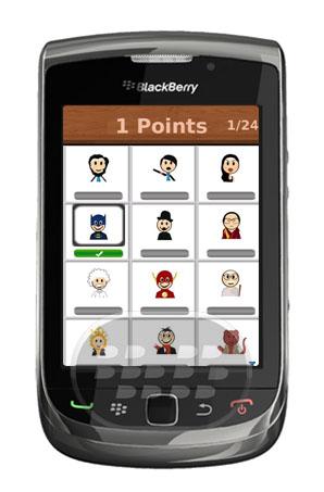 """Este juego le permite refrescar su memoria tratando de identificar a los personajes o caricaturas más famosas de la historia, las características de personajes famosos han sido asignadas a la cara de nuestro buque insignia de aplicación personaje """"El Ahorcado"""". – Diviertase con esta aplicación gratuita que le proporcionará entretenimiento. Compatibilidad BlackBerry OS 4.6 o Superior BlackBerry 85xx, 89xx, 9000,9220, 93xx, 96xx, 97xx, 9800, 99xx Descarga BlackBerry World Fuente:blackberrygratuito"""