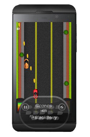 Este es un juego es simple y adictivo. Todo lo que necesitas hacer es conducir el coche tan rápido como sea posible y recoger las monedas con el fin de aumentar el marcador.Algunos premios muy interesantes están a la espera de recoger más y más monedas. Compatibilidad BlackBerry OS 10 o Superior y PlayBook Descarga BlackBerry World Fuente:blackberrygratuito