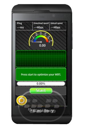 """Esta es una aplicación fake, ideal para simular que aumenta su velocidad de WiFi. Esta es la herramienta más eficaz para engañar a tus amigos. """"Optimizar"""" configuración de WiFi con sólo pulsar un botón. Pronto verá la diferencia al comparar la velocidad inicial con la velocidad optimizada. Características:– Prueba de ancho de banda Wi-Fi– Scripts automatizados para optimizar la conexión WiFi– Fácil de utilizar una herramienta de botón -Esto es sólo para fines de entretenimiento, su conexión WiFi no se verá afectada en absoluto. Sin embargo, tenga en cuenta que esto es sólo una broma elaborada y su velocidad WiFi"""