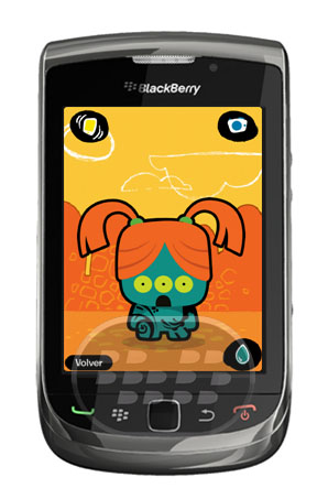 El Toonix de Cartoon Network Toonix llega a su dispositivo móvil! Diviértete con estos increíbles personajes, crea Toonix con las combinaciones más divertidas, sombreros de desgaste, aplica diferentes colores, y personalizar a su gustó. Comparte con todos tus amigos, enviar un correo electrónico o guardarlos en su teléfono para mostrar a todo el mundo. Compatibilidad BlackBerry OS 5.0 o Superior BlackBerry 85xx, 89xx, 9000, 91xx, 9220, 93xx, 95xx, 96xx, 97xx, 98xx, 99xx Descarga BlackBerry World Fuente:blackberrygratuito