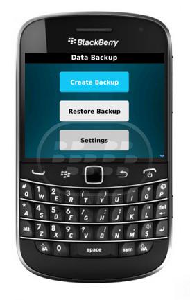 Esta aplicación le permite realizar copia de seguridad de los datos personales en su BlackBerry. Se requiere una tarjeta microSD instalada. Características: – Las tareas de copia de seguridad y restauración.– Calendario de Eventos de respaldo y restauración.– Los correos electrónicos de copia de seguridad y restauración.– Restaurar Lista: muestra todos los archivos de copia de seguridad creados anteriormente para fácilitar la selección y la restauración.– Ubicación de copia de seguridad: elija el directorio de copia de seguridad.– Backup medio: tarjeta de memoria y la memoria interna compatible.– Restauración de detección: detección automática el contenido que se encuentra en una