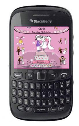 Tema Gratuito por tiempo limitado Comic Wedding: es un tema de bodas se ve realmente bonito en su BlackBerry. Fondo de pantalla personalizado al igual que los iconos, mediro de bateria y señal, y el tipo de letra acorde al tema. Nota: Las pantallas de llamada no son personalizados para OS7 dispositivos Compatibilidad BlackBerry OS 4.6 o Superior BlackBerry 85xx, 9220, 93xx, 9630, 9650, 9700, 9790, 9800, 9810, 9850, 9860 Descarga BlackBerry World Fuente:blackberrygratuito