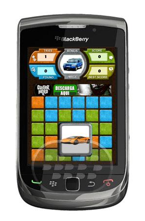 Memory: es un juego de correspondencias mediante tarjetas, los gráficos del juego son completamente nuevos. Su objetivo es encontrar y hacer coincidir los pares de imágenes de la serie dada de imágenes que usted ha decidido que un usuario para jugar. Hay varias categorías, así como tamaños de tableros para jugar. * Juego de Memoria* Gráficos increíbles*Varias Categorías Varios* Muchas fotos y tamaños disponibles. Compatibilidad BlackBerry OS 5.0 o Superior BlackBerry 85xx, 89xx, 9000, 9220, 93xx, 96xx, 97xx, 9800, 9810. 99xx Descarga BlackBerry World Fuente:blackberrygratuito