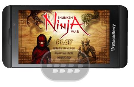 """Estes un juego de defensa, toque en cualquier lugar de la pantalla para lanzar un shuriken, usted debe destruir al jefe Ninja antes de que él y sus pequeños ninjas destruye su ciudad. Característica especial: destruir a todos los pequeño ninja para aumentar tu barra de """"especial"""". Cuando su máximo, se puede lanzar un ataque especial mortal pulsando el botón """"hit especial"""". Usted debe golpear el Jefe Ninja en cuanto aparece en la pantalla, antes de que vuelva a atacar. Compatibilidad BlackBerry OS 10 o Superior y PlayBook Descarga BlackBerry World Fuente:blackberrygratuito"""