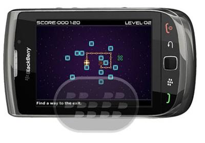 Este es un juego de lógica muy entretenido, consiste en desplazar hacia cualquiera de los lados, para encontrar la salida y continuar con el siguiente nivel. Disfrute de 20 niveles de increíbles, aventuras espaciales le ayudarán a pasar el tiempo libre y se vuelva más interesante. Compatibilidad BlackBerry OS 4.6 o Superior BlackBerry 85xx, 89xx, 9000, 9220, 93xx, 95xx, 96xx, 97xx, 98xx, 99xx Descarga BlackBerry World