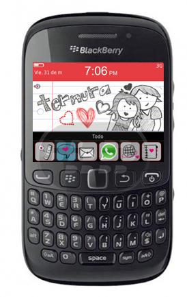 Tema a lápiz es un tema gratuito solo para smartphones BlackBerry 9220 y 9320, contiene 6 iconos principales en el homescreen, fondo de pantalla realizado a mano. 9220 7.0 OTA | 9220 7.1 OTA | 9320 7.0 OTA | 9320 7.1 OTA Tema gratuito gracias a @nanybb_ Fuente:blackberrygratuito