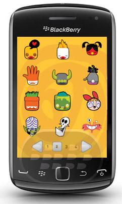 Cartoon Network llega a tu Smartphone, esta aplicación tiene muchas criaturas extrañas y divertidas han invadido la imágen de perfil de tu chat, Vaya por delante y seleccione su favorito, hay un montón de diferentes estilos, divertido, felices, expresiones de mal humor, elige el que tiene su personalidad y guardelo en su smarphone. Compatibilidad BlackBerry OS 5.0 o Superior BlackBerry 85xx, 89xx, 9000, 9220, 93xx, 95xx, 96xx, 97xx, 98xx, 99xx Descarga BlackBerry World Fuente:blackberrygratuito