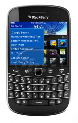 Características: – Los iconos de BlackBerry 10-El reproductor y navegador personalizado en OS6 y OS7-Overlay personalizado, bandera e iconos– Realice la instalación si es necesario reinicie el dispositivo. Compatibilidad BlackBerry OS 5.0 o Superior BlackBerry 85xx, 89xx, 9000, 9220, 93xx, 96xx, 97xx, 98xx, 99xx Descarga BlackBerry World Fuente:blackberrygratuito