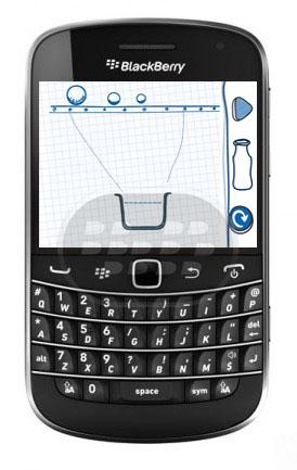 Tricky Doodle es un juego de rompecabezas que utiliza la física, su tarea es hacer que todas las canicas quedan en el frasco dibujando las paredes a través del cual las canicas se rebotan. Usted tiene una cantidad limitada de tinta para cada nivel. el nivel de dificultad aumenta progresivamente, uno tras otro como poner a prueba su coefieciente intelectual y suba de nivel, uno por uno. A través de este juego se puede mejorar sus habilidades físicas. Compatibilidad BlackBerry OS 5.0 o Superior BlackBerry 89xx, 9000, 91xx, 93xx, 95xx, 96xx, 97xx, 98xx, 99xx Descarga BlackBerry World Fuente:blackberrygratuito