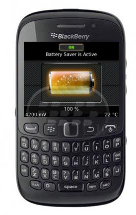 Boost My Battery PRO: Es una aplicación de batería todo en uno, una herramienta de impulsar la gestión de la energía, proporciona la información más precisa, realiza un seguimiento de los cambios recientes, monitorea los procesos de drenaje, y le ayuda a lidiar con varias situaciones de pérdida de la batería. Características:1. Modo de ahorro de batería automático2. Uso de las pilas pista y el monitor3. Red rápida y control de pantalla Compatibilidad BlackBerry OS 5.0 – 7.1 BlackBerry 85xx, 89xx, 91xx, 9220, 93xx, 95xx, 9630, 9650, 97xx, 98xx, 99xx Descarga BlackBerry World Fuente:blackberrygratuito