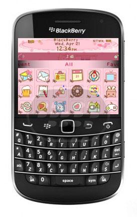 My BedRoom: es un tema para chicas diseñado por BoNoKuRiN ThemeS, los iconos, el indicador de bateria, wallpaper y señal son personalizados, este tema es compatible también con el sistema operativo 7.1 Compatibilidad BlackBerry OS 5.0 – 7.1 BlackBerry 85xx, 89xx, 9000, 91xx, 92xx, 93xx, 95xx, 96xx, 97xx, 98xx, 99xx Descarga BlackBerry World